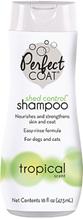 8in1 Perfect Coat Shed Control / 8в1 Шампунь для собак Против линьки с тропическим ароматом