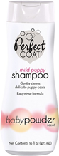 8in1 Perfect Coat Pampered Puppy / 8в1 Шампунь для щенков без слез с ароматом детской присыпки