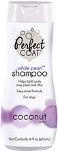 8in1 Perfect Coat White Pearl / 8в1 Шампунь для собак Светлых окрасов