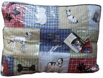 Petmate Pet Bedding Quilted Classic Dog Applique / Лежак-матрас Петмейт для собак со Cъемным чехлом