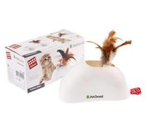 GiGwi Cat PеtDroid Feather Hider / Интерактивная игрушка Гигви для кошек со звуковым чипом