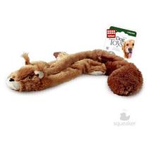 GiGwi Dog Toys / Игрушка Гигви для собак Белка с 2 пищалками