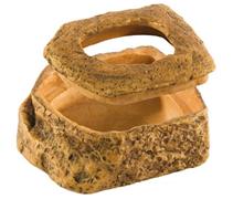 Заказать Hagen / кормушки-камни для подвижного корма Worm Dish, 11,5х9х5 см по цене 850 руб