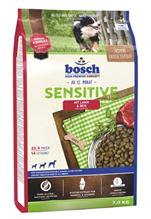 Bosch Sensitive Lamb & Rice / Сухой корм Бош Сенситив для собак с Чувствительным пищеварением Ягненок с Рисом