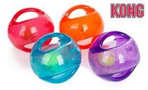 Kong Jumbler / Игрушка Конг для собак Мячик Синтетическая резина
