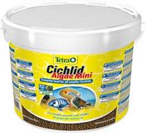 TetraCichlid Algae Mini / корм для всех видов цихлид 10 л (ведро)