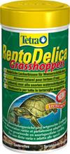 Tetra ReptoDelica Grasshoppers / лакомство для водных черепах (кузнечики) 250 мл