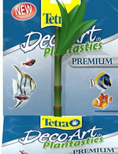 Tetra Plantastics / искусственное растение Бамбук S