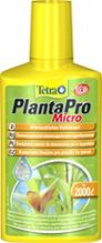 Tetra PlantaPro Micro / жидкое удобрение с микроэлементами и витаминами 250 мл