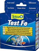 Заказать Tetra Test Fe тест на железо пресн / море 10 мл по цене 1440 руб