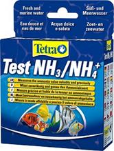 Заказать Tetra Test NH3 / NH4 тест для воды на аммоний пресн/море по цене 740 руб