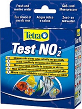 Заказать Tetra Test NO2 тест на нитриты пресн / море 2х10 мл по цене 480 руб