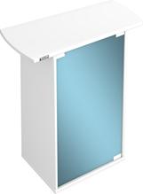 Заказать Tetra AquaArt / тумбочка под аквариумы  60 л со стеклянной дверью цвет белый по цене 7460 руб