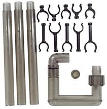 Tetra набор трубок и креплений для выхода воды внеш.фильтров Tetra EX 400 / 600/600 Plus/700/800 Plus