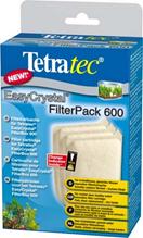 Tetra EC 600 / фильтрующие картриджи без угля для внутреннего фильтра EasyCrystal 600 3 шт.