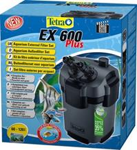 Tetra EX 600 Plus / внешний фильтр для аквариумов 60-120 л