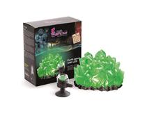 Заказать H2SHOW / декорация Зеленый Изумруд + зеленая подсветка по цене 1480 руб