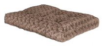 MidWest Ombre' Mocha Swirl Fur Pet Bed / Лежанка Мидвест с завитками Плюшевая Мокко