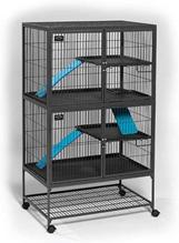 MidWest Ferret Nation Double Unit w / Stand / Клетка Мидвест для хорьков 2 этажа