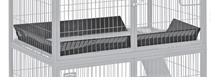 MidWest Critter & Ferret Nation Scatter Guard Upper Level / Поддон Мидвест для клеток Верхний