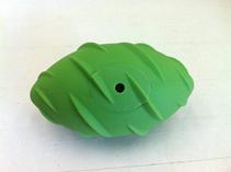 """Заказать SuperDesign / игрушка для собак """"Регби"""" резиновый с пищалкой 13 см по цене 330 руб"""