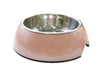 Заказать SuperDesign / миска на меламиновой подставке 160 мл розовый перламутр по цене 340 руб