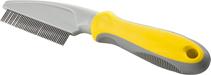 Заказать Hunter Smart / расческа с вращающимися зубчиками для собак с короткой шерстью по цене 420 руб