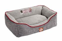 Hunter University S / софа для собак Серая