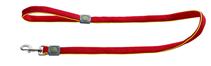Hunter Maui поводок для собак сетчатый текстиль 20мм / 140см
