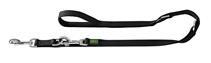 Hunter Extra Long поводок-перестежка для собак нейлон 25мм / 300см
