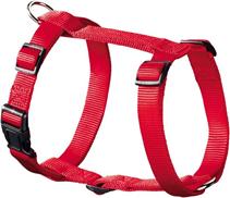 Hunter Smart Ecco Sport / шлейка для собак нейлон Красная