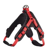 Hunter Neopren Vario Quick шлейка для собак нейлон / неопрен Красно-Черная