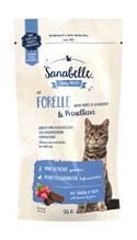 Sanabelle Snack Forelle & Preiselbeere / Лакомство Санабелль с Форелью и Клюквой