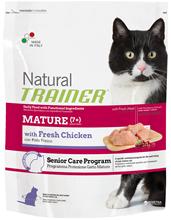 Заказать Сухой корм Trainer Natural Mature для кошек старше 7 лет по цене 1380 руб