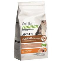 Заказать Сухой корм Trainer Solution Hairball для кошек для выведения шерсти по цене 1450 руб
