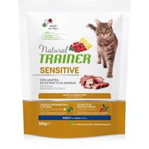 Trainer Natural  Sensitive / Сухой корм Трейнер для Чувствительных и склонных к Аллергии взрослых кошек Утка
