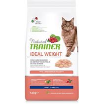 Заказать Trainer Natural Ideal Weight / Сухой корм для кошек с Избыточным Весом по цене 1640 руб