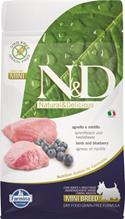 Farmina N&D Prime Line Adult Mini Lamb & Blueberry Grain free / Сухой Беззерновой корм Фармина для взрослых собак Мелких пород Ягненок с Черникой