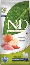 Заказать Farmina N&D GF Adult Maxi Boar & Apple / Беззерновой корм для собак Мясо дикого кабана и Яблоко по цене 8280 руб