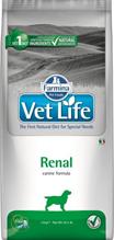 Farmina Vet Life Renal / Лечебный корм Фармина Ренал для собак при заболеваниях Почек
