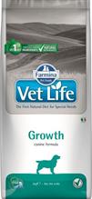 Заказать Farmina Vet Life Growth / Лечебный корм для Щенков восстановление при нарушении роста, укрепление иммунной системы по цене 1520 руб