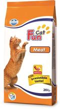 Farmina Fun Cat Meat / Сухой корм Фармина для кошек Мясо