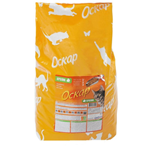Заказать Оскар Сухой корм для кошек Sensible по цене 1310 руб