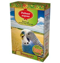 Родные Корма / Корм Стандарт для Волнистых попугаев