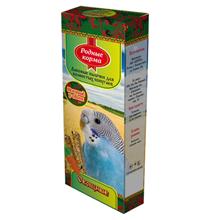 Родные Корма / Лакомые Палочки для Попугаев Овощные