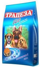Трапеза Био / Сухой корм для собак с нормальной активностью