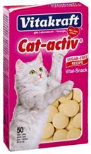 Заказать Vitakraft Activ / Лакомство для кошек Витамины по цене 90 руб