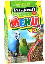 Заказать Vitakraft Menu for Kids / Основной корм для Птенцов Волнистых попугаев 500г по цене 260 руб