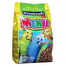 Заказать Vitakraft Menu / Основной корм для Волнистых попугаев 1кг по цене 340 руб