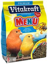 Заказать Vitakraft Menu Vital / Основной корм для Канареек 500г по цене 240 руб